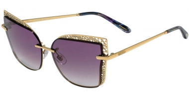 Sunglasses - Chopard - SCHC84M - 300R  SHINY GOLD // VIOLET GRADIENT ANTIRREFLECTION