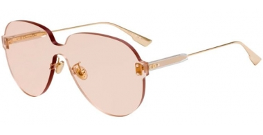 Sunglasses - Dior - DIORCOLORQUAKE3 - FWM (VC) GOLD // LIGHT PINK ANTIREFLECTION