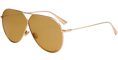Gafas de Sol - Dior - DIORSTELLAIRE3 - J5G (70)  GOLD // BROWN