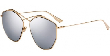 Sunglasses - Dior - DIORSTELLAIRE4 - J5G (DC)  GOLD // EXTRA WHITE MULTILAYER