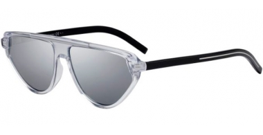 Sunglasses - Dior Homme - BLACKTIE247S - 900 (T4)  CRYSTAL // BLACK MIRROR