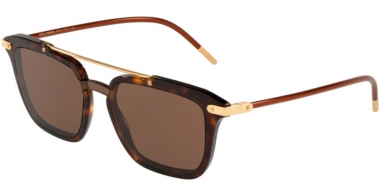 Sunglasses - Dolce & Gabbana - DG4327 - 502/73 HAVANA // BROWN