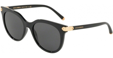 Sunglasses - Dolce & Gabbana - DG6117 - 501/87 BLACK // GREY