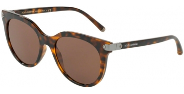 Sunglasses - Dolce & Gabbana - DG6117 - 502/73 HAVANA // BROWN