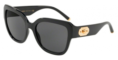 Sunglasses - Dolce & Gabbana - DG6118 - 501/87 BLACK // GREY