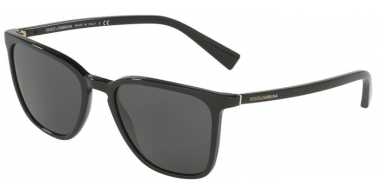 Sunglasses - Dolce & Gabbana - DG4301 - 501/87 BLACK // GREY