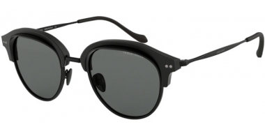 Sunglasses - Giorgio Armani - AR8117 - 504287 MATTE BLACK // GREY
