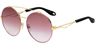 Sunglasses - Givenchy - GV 7048/S - EYR (3X) GOLD PINK // PINK GRADIENT
