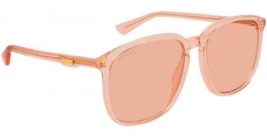 Gafas de Sol - Gucci - GG0265S - 003 ORANGE // ORANGE