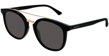 Sunglasses - Gucci - GG0403S - 001 BLACK // GREY