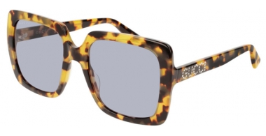 Gafas de Sol - Gucci - GG0418S - 004 LIGHT HAVANA // LIGHT VIOLET
