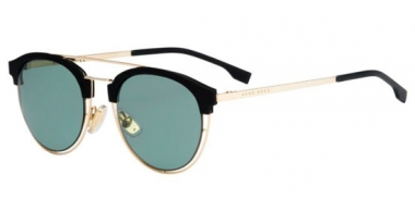 Sunglasses - BOSS Hugo Boss - BOSS 0784/S - J5G (5L) GOLD // GREY GREEN