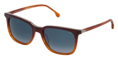 Sunglasses - Lozza - SL4160M - 0AEX HAVANA GRADIENT // BLUE GRADIENT GREY