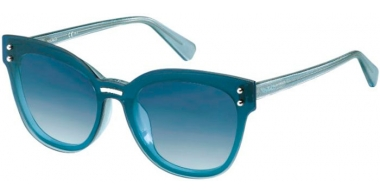 Sunglasses - Max & Co - MAX&CO.375/S - WS7 (08)  AZURE GLITTER // DARK BLUE GRADIENT