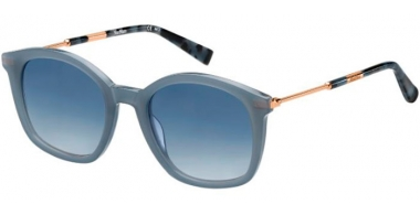 Sunglasses - MaxMara - MM WAND II - PJP (08)  BLUE // DARK BLUE GRADIENT