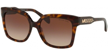 Sunglasses - Michael Kors - MK2082 CORTINA - 300613 DARK TORTOISE // SMOKE GRADIENT