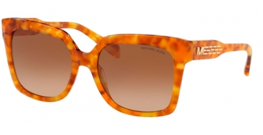 Sunglasses - Michael Kors - MK2082 CORTINA - 333913 AMBER TORTOISE // BROWN GRADIENT