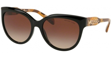 Sunglasses - Michael Kors - MK2083 PORTILLO - 300513 BLACK // SMOKE GRADIENT