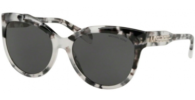 Sunglasses - Michael Kors - MK2083 PORTILLO - 335287 GREY TORTOISE // DARK GREY SOLID