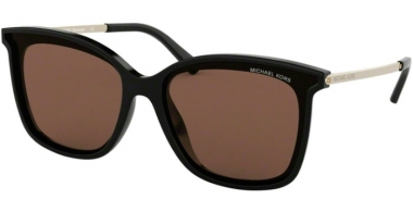 Sunglasses - Michael Kors - MK2079U ZERMATT - 333273 BLACK // BROWN SOLID