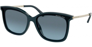 Sunglasses - Michael Kors - MK2079U ZERMATT - 33438F NAVY SOLID // GREY BLUE GRADIENT