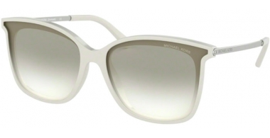 Sunglasses - Michael Kors - MK2079U ZERMATT - 33462C BONE SOLID // LIGHT BROWN GREEN GRADIENT