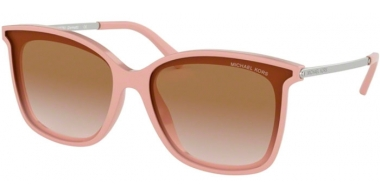 Sunglasses - Michael Kors - MK2079U ZERMATT - 335013 ROSE WATER // LIGHT BROWN GRADIENT