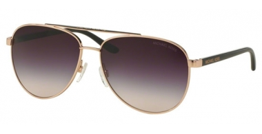 Sunglasses - Michael Kors - MK5007 HVAR - 109936 ROSE GOLD // GREY ROSE GRADIENT