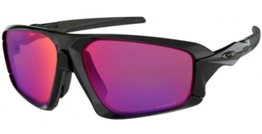Gafas de Sol - Oakley - FIELD JACKET OO9402 - 9402-01 POLISHED BLACK // PRIZM ROAD