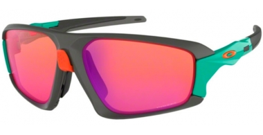 Gafas de Sol - Oakley - FIELD JACKET OO9402 - 9402-04 MATTE DARK GREY // PRIZM TRAIL
