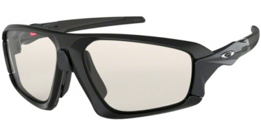 Gafas de Sol - Oakley - FIELD JACKET OO9402 - 9402-06 MATTE BLACK // PHOTOCHROMIC