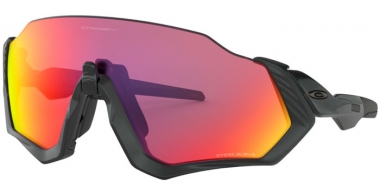 Gafas de Sol - Oakley - FLIGHT JACKET OO9401 - 9401-01 MATTE BLACK // PRIZM ROAD