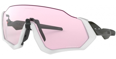 Gafas de Sol - Oakley - FLIGHT JACKET OO9401 - 9401-03 MATTE GREY // PRIZM LOW LIGHT