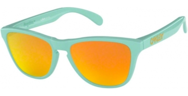 Frames Junior - Oakley Junior - FROGSKINS XS OJ9006 - 9006-06 ARCTIC SURF // FIRE IRIDIUM