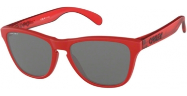Frames Junior - Oakley Junior - FROGSKINS XS OJ9006 - 9006-08 MATTE RED // PRIZM BLACK