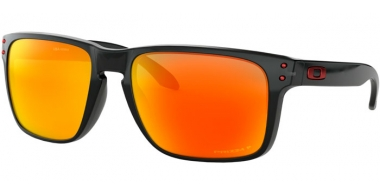 Gafas de Sol - Oakley - HOLBROOK XL OO9417 - 9417-08 BLACK INK // PRIZM RUBY POLARIZED