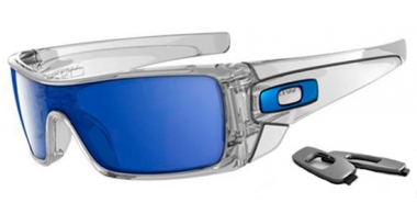 Gafas de Sol - Oakley - BATWOLF OO9101 - 9101-07 CLEAR // ICE IRIDIUM