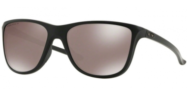 Sunglasses - Oakley - REVERIE OO9362 - 9362-08 MATTE BLACK // PRIZM BLACK POLARIZED