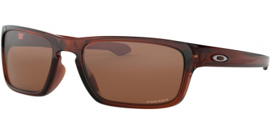 Sunglasses - Oakley - SLIVER STEALTH OO9408 - 9408-02 POLISHED ROOTBEER // PRIZM TUNGSTEN