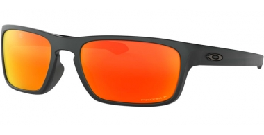 Sunglasses - Oakley - SLIVER STEALTH OO9408 - 9408-06 MATTE BLACK // PRIZM RUBY POLARIZED