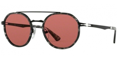 Sunglasses - Persol - PO2456S - 10784R DEMI GLOSS BLACK // VIOLET PHOTOCROMIC