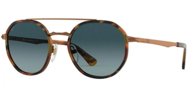 Sunglasses - Persol - PO2456S - 1081Q8 BROWN // AZURE BLUE GRADIENT