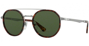 Sunglasses - Persol - PO2456S - 513/31 GUNMETAL // GREEN