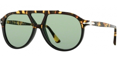 Gafas de Sol - Persol - PO3217S - 108852 TORTOISE BROWN BLACK // LIGHT GREEN