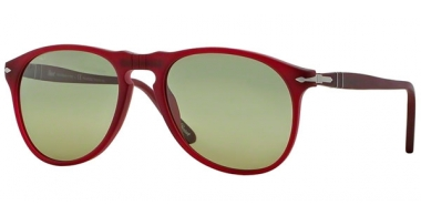 Gafas de Sol - Persol - PO9649S - 902183 RUBY // LIGHT GREEN GRADIENT PHOTOCROMATIC POLARIZED