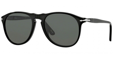 Gafas de Sol - Persol - PO9649S - 95/58 BLACK // GREY GREEN POLARIZED
