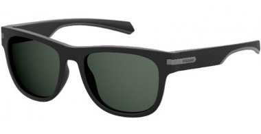 Gafas de Sol - Polaroid - PLD 2065/S - 003 (M9)  MATTE BLACK // GREY POLARIZED