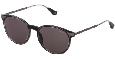 Sunglasses - Police - SPL775 MARK 3 - 01EN  CRYSTAL BLACK // SMOKE