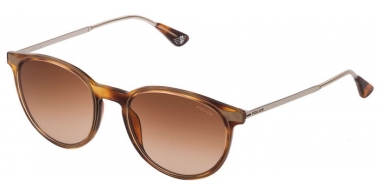 Sunglasses - Police - SPL775 MARK 3 - 07LA  HAVANA PINK // BROWN GRADIENT