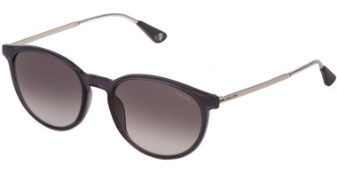 Sunglasses - Police - SPL775 MARK 3 - 0840  SHINY TRANSPARENT GREY // SMOKE GRADIENT